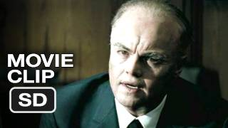 J Edgar Movie Clip - Robert Kennedy (2011) HD