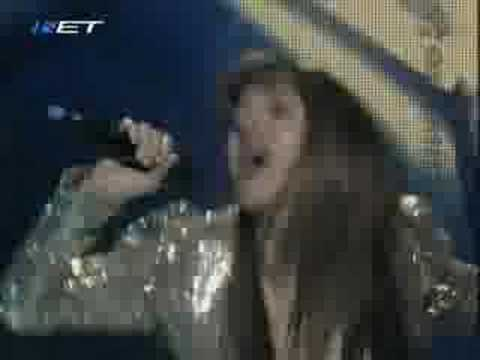 Evridiki - Comme Ci, Comme �a (Live at Greek NF 2007)