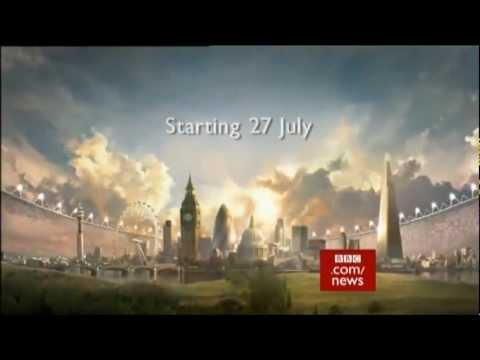 BBC News - London 2012 Olympics intros