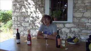 Reha Öğünlü Urlice Şaraplarını Anlatıyor