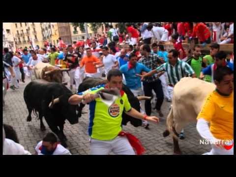 Viva San Fermín 10 julio 2014 parte 4