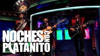 """Noches Con Platanito – Ariel Camacho y Los Plebes Del Rancho """"Te Metiste"""" – EstrellaVideos Exclusivo"""