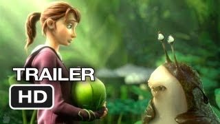 Epic Official Trailer (2013) Amanda Seyfried, Beyonce Animated Movie HD