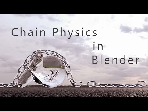Chain Physics in Blender Tutorial