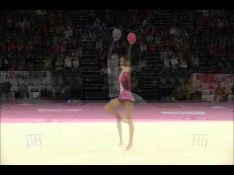 Rhythmic Gymnastics London 2012 Olympics (Good Luck)