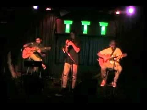 Caatinga Blues - Agua de Beber (LIVE COVER)