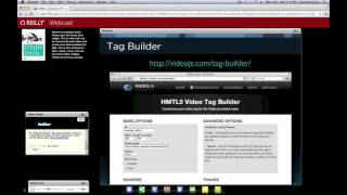 O'Reilly Webcast: Building an HTML5 Video Player
