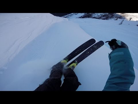 GoPro Line of the Winter: Tanner Hall - Canada 2.25.15 - Snow
