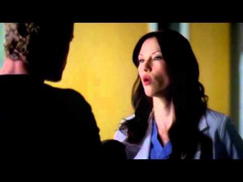 Grey's Anatomy - 7x21 - I Will Survive - Lexie & Mark