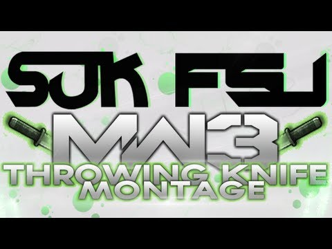 SUK FSU - Episode 30! (Community Knife Montage)