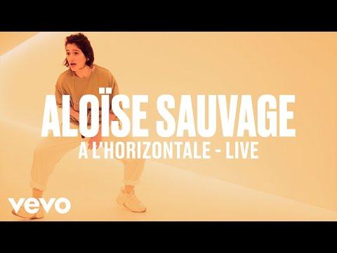 Aloïse Sauvage – A l'horizontale Live | Vevo DSCVR
