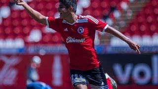 Xoloitzcuintles striker speaks about his season