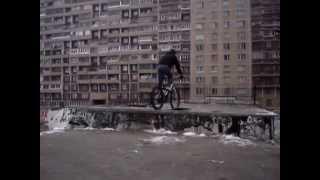 Велотриал в Новокосино 2005г.