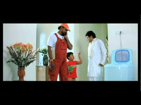 Ali Comedy Scenes from Tulasi