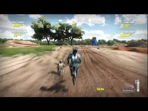 MX vs ATV Alive: 50cc Pit Bike Racing :: Stewart Compound :: Supercross and Nationals