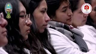 MÁXIMAS AUTORIDADES DE LA FACULTAD DE MEDICINA LES DESEA UN FELIZ DÍA DEL ESTUDIANTE