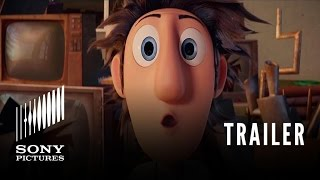 Cloudy With a Chance of Meatballs - Trailer #2