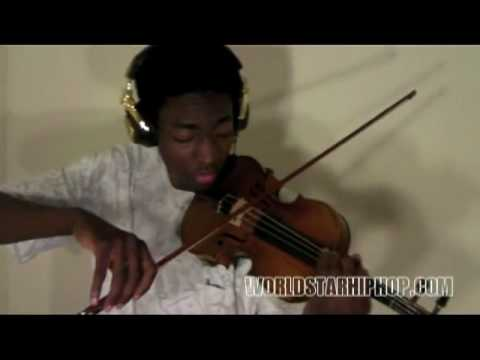 Eminem - Not Afraid (Violin Cover by Eric Stanley)