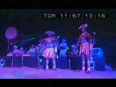 Torres Straight Islander Dance