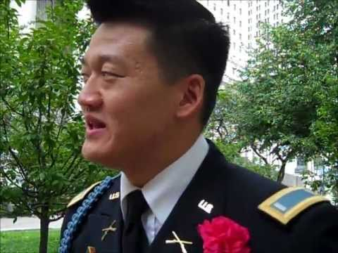 Marriage Equality in New York: Interview with Lt. Dan Choi