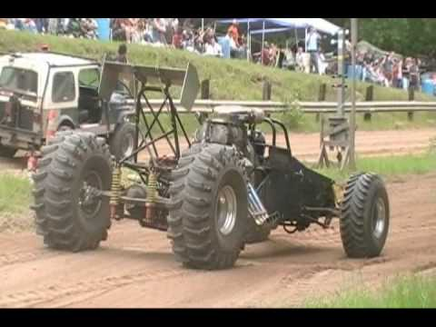 2004hp Horse Power 4x4 Drag Truck at The Good Times 4x4 Event June 7th 2009