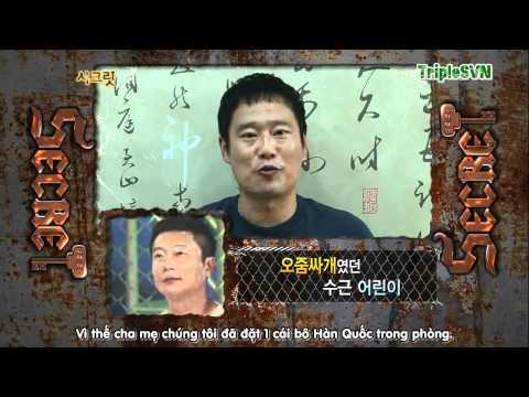 [Vietsub]110716 Secret ep 07 Guest Kim Hyun Joong, Nana, …