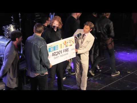 WATCH: Arcade Fire Wins 2011 Polaris Music Prize
