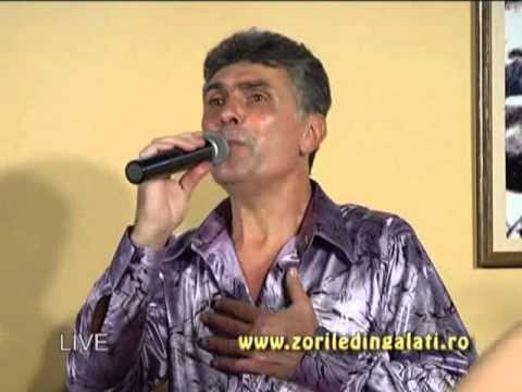 Zorile din Galati(VOX TV) - Vino sa-ti sterg lacrima... live