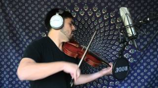 Ne-Yo: Let Me Love You- David Wong Violin Cover