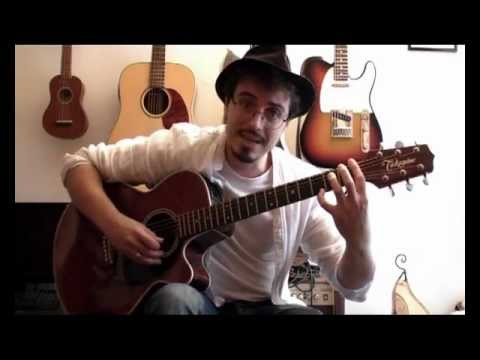 Cours de guitare - Hey Joe (Episode 2/2) - Intro et Improvisation