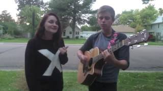 """Hold On, We're Going Home"" by Ally Rhodes and Josh Metzler (Drake Cover)"