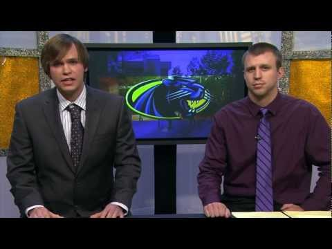 Panthervision | Program | 10/29/2012