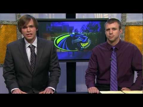 Panthervision | Program | 10/29/2012