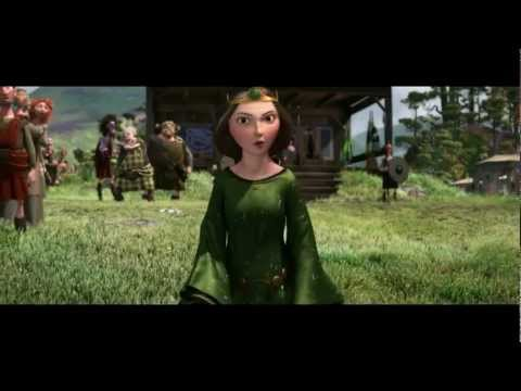 Brave Featurette #1 - Meet Merida (Pixar) (HD)