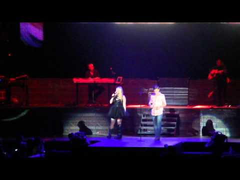 Scotty McCreery/Lauren Alaina - When You Say Nothing At All
