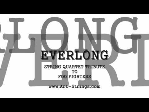 Modern Bridal Recessional - Everlong - String Quartet Tribute to Foo Fighters