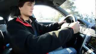 Skoda Octavia RS - wideotest
