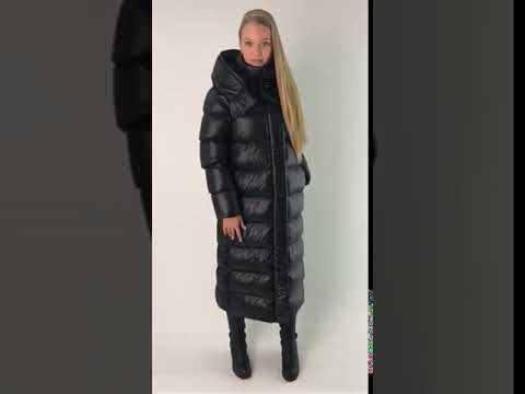 Жіноче довге пальто