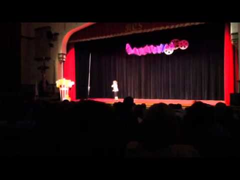 The village dance studio 2014 - Tay's solo