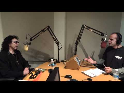 Part 2 Black Sabbath's Tony Iommi & HPR's Dave Lawrence