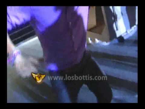 No digas no - Luis Armando - Paolo Botti - Los Bottis (detrás de cámaras del video clip)
