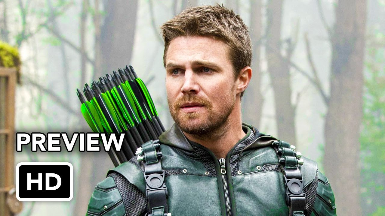 "Arrow 5×23 Inside ""Lian Yu"" (HD) Season 5 Episode 23 Inside Season Finale Thumbnail"