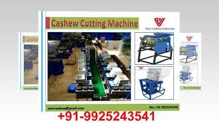 Cashew Machine Manufacturer - Veer Cashew Industries