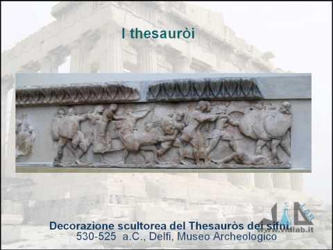 videocorso storia dell'arte greca - lez 4 - parte 3