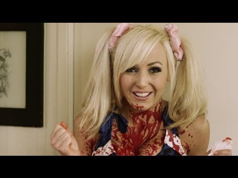 ZOM-BE-GONE - Lollipop Chainsaw Live Action Trailer