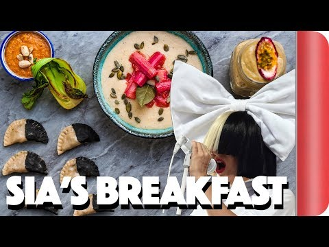 Sia Parody Breakfast | Step Up To The Plate (Most embarrassing video ever!)