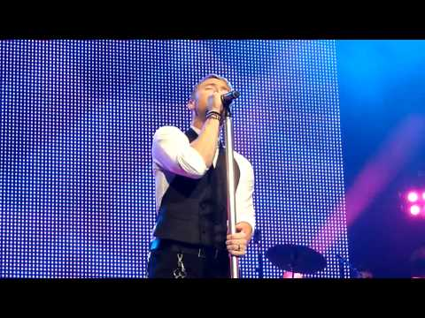 Ronan Keating - If tomorrow never comes -  Live in Sydney 21st Jan 2010 HD