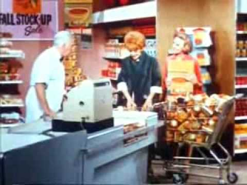 The Lucy Show - Lucy The Bean Queen - with Ed Begley ( Part 2 of 3 )