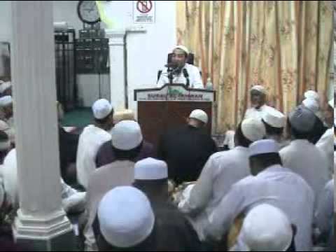 Ustaz Azhar Idrus - Mengenal Tuhan 9/9
