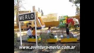 Parque Aventura - MERLO - San Luis